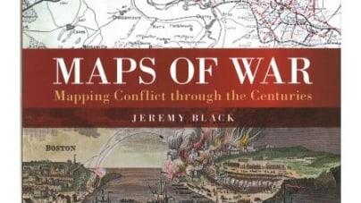Maps of War: by Jeremy Black