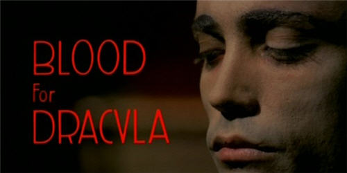 Guilty Pleasure: Blood For Dracula (1974)