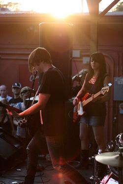 Concert Review: The Von Bondies/Nico Vega/Sharpening Markers