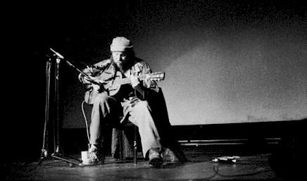 Concert Review: Charlie Parr
