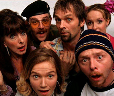 TV on DVD: Spaced