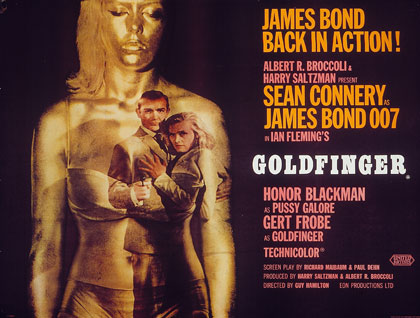 Bond: Goldfinger (1964)