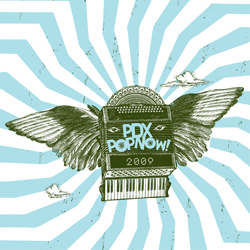 Various Artists: PDX Pop Now! 2009