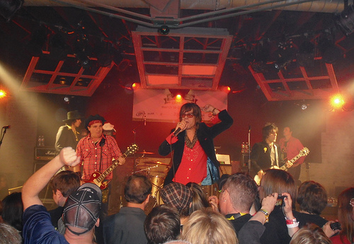 Concert Review: New York Dolls/The Clicks