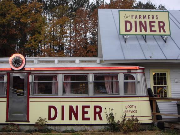 The Farmer's Diner: Quechee, VT