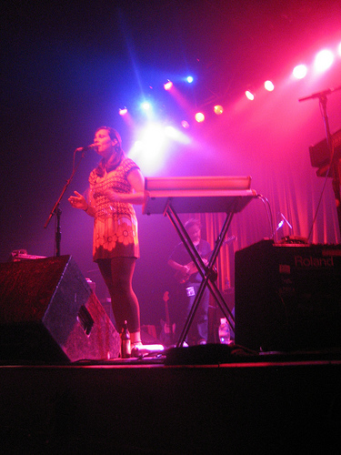 Concert Review: Stereolab/Anti-Pop Consortium/Hospitality