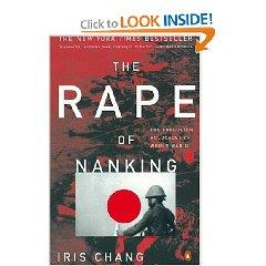 Revisit: The Rape of Nanking: by Iris Chang