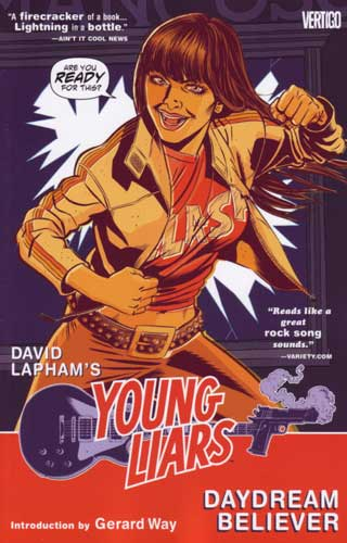 Rediscover: Young Liars: Daydream Believer: by David Lapham