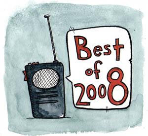 Best CDs of 2008, Part 1