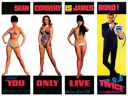 Bond: You Only Live Twice (1967)