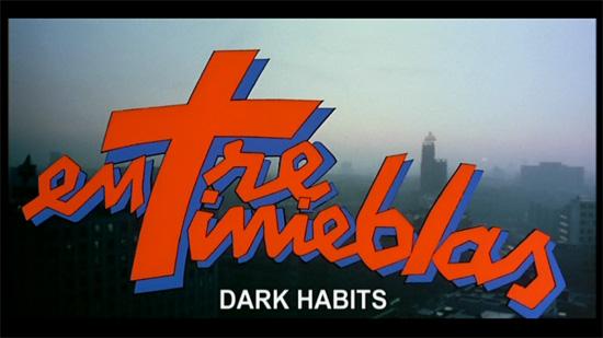Oeuvre: Almodóvar: Dark Habits