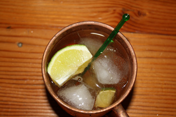 Cocktail Recipe: Mule