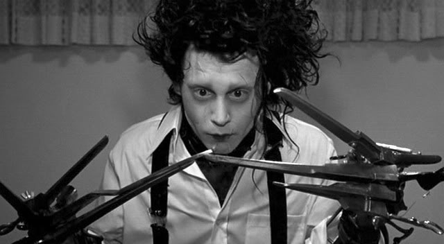 Edward Scissorhands - Johnny Depp
