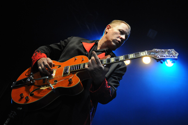 Concert Review: The Reverend Horton Heat/Split Lip Rayfield/Luis and the Wildfires