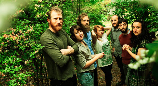 Concert Review: Lost in the Trees