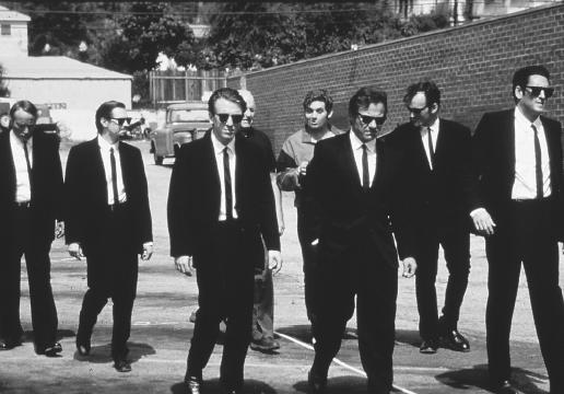 Film Dunce: Reservoir Dogs
