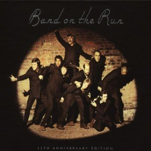 Paul McCartney & Wings: Band on the Run