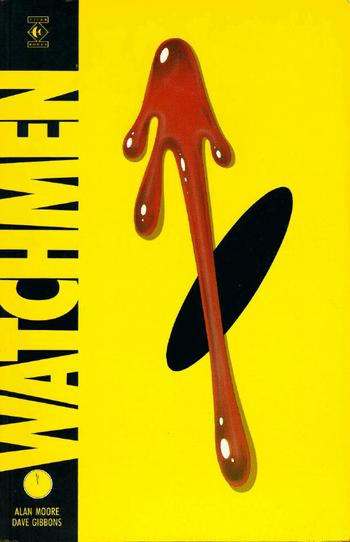 Comics 101: Watchmen: by Alan Moore