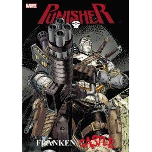 The Punisher Vol. 3: Franken-Castle: by Rick Remender