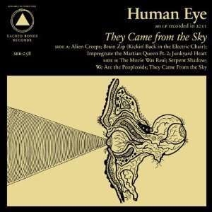 Human Eye: They Came from the Sky