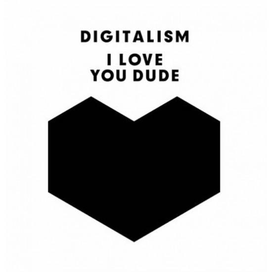 Digitalism: I Love You, Dude