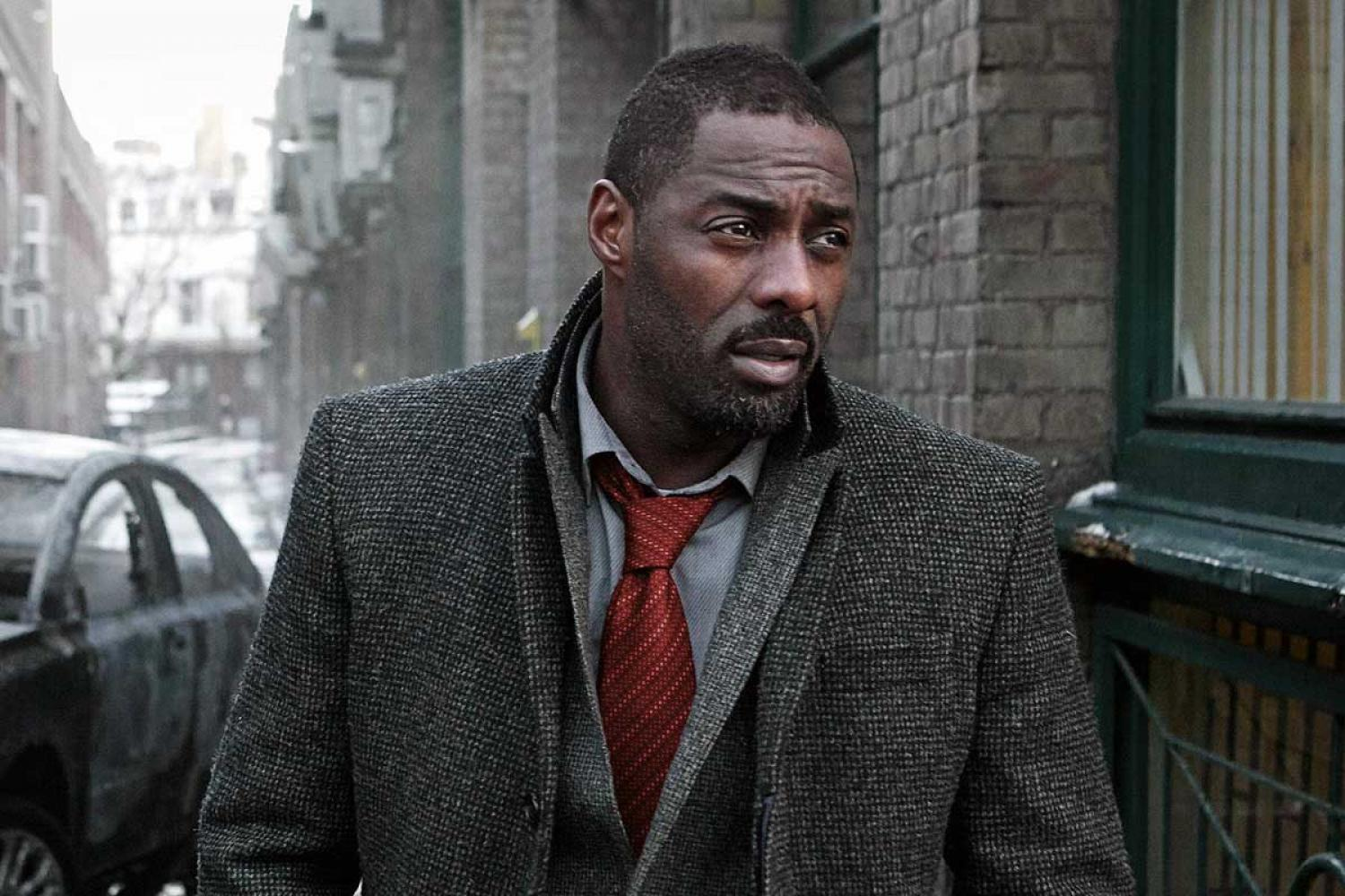 Idris Elba in 100 Streets