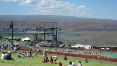 Sasquatch Festival: An Outsider's Perspective