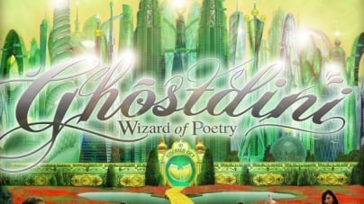 Ghostface Killah: Ghostdini: The Wizard of Poetry in Emerald City