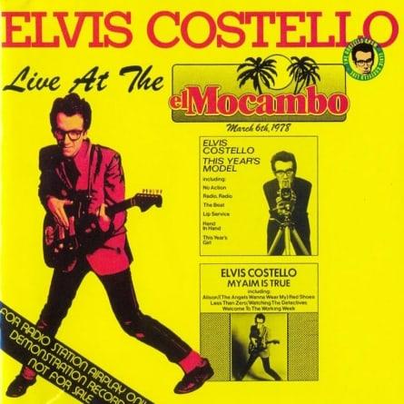 Elvis Costello: Live at the El Mocambo