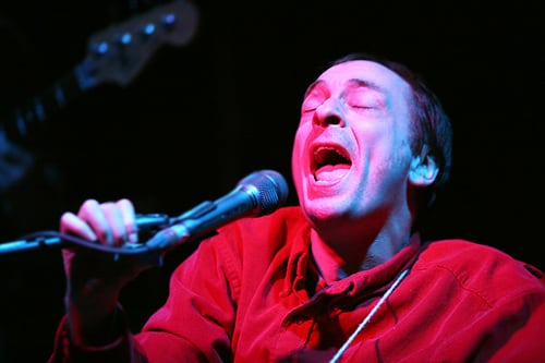 Vic Chesnutt singing