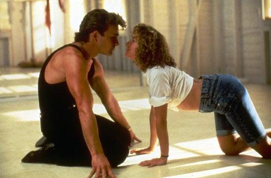 Dirty Dancing - Patrick Swayze and Jennifer Grey