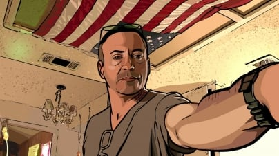 Oeuvre: Linklater: A Scanner Darkly