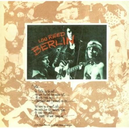 Revisit: Lou Reed: Berlin