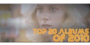 Top 20 Albums of 2010