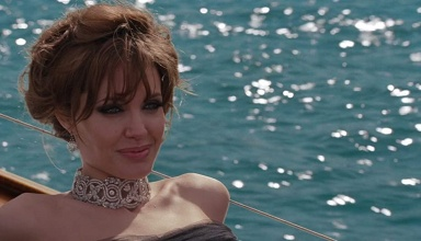 Angelina Jolie in The Tourist