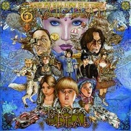 …And You Will Know Us By the Trail of Dead: Tao of the Dead