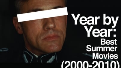 Year by Year: Best Summer Movies (2000-2010)