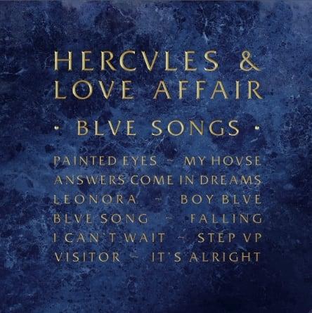Hercules & Love Affair: Blue Songs
