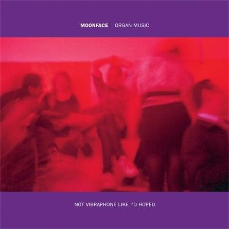 Moonface: Organ Music Not Vibraphone Like I'd Hoped