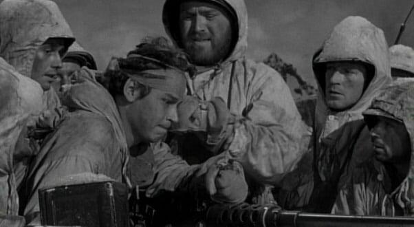 "Samuel Fuller ""Fixed Bayonets!"""