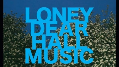 Loney, Dear: Hall Music