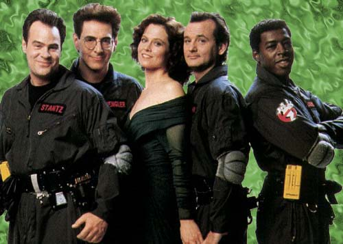 Childhood Revisited: Ghostbusters II