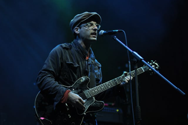 Clap Your Hands Say Yeah, live in Portland