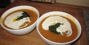 Oeuvre: Keller: Butternut Squash Soup