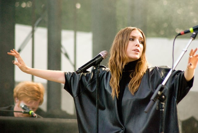 Lykke Li in Chicago