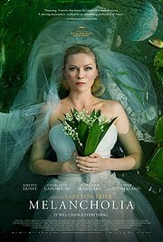 Melancholia movie poster