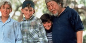 Childhood Revisited: 3 Ninjas