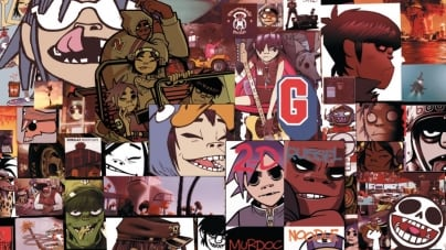 Gorillaz: The Singles Collection: 2001-2011
