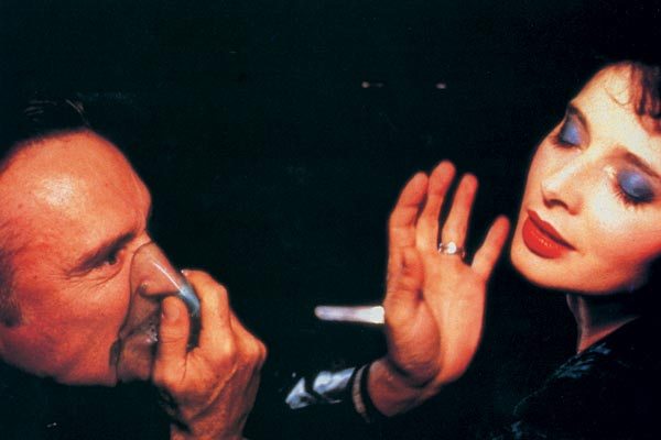 Blue Velvet - Dennis Hopper and Isabella Rossellini