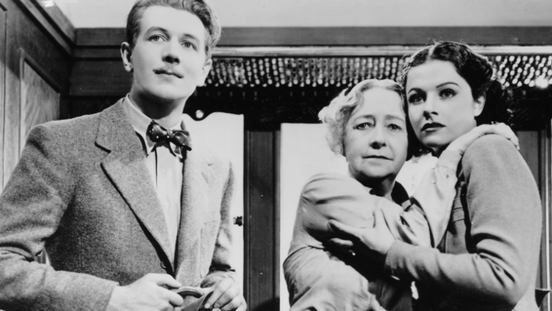 Revisit: The Lady Vanishes